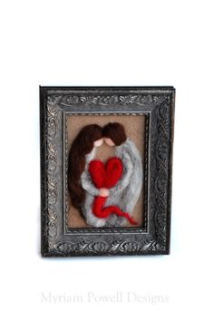 Valentines Decor  Valentines Husband  by MyriamPowellDesigns, $45.00