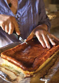 Fiadone (Corsican-Style Cheesecake)