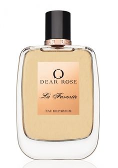 La Favorite   from niche line Dear Rose   2014
