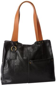 $279, Ellington Leather Goods Ellington Valerie 3343 Tote. Sold by Amazon.com. Click for more info: https://lookastic.com/women/shop_items/137679/redirect
