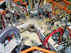 Pneumatic Assembly and Automation Components