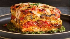 Do you love the rich flavorof lasagna but can't eat it much because you're not a fan of meat or cheese? Here's the perfect solution for you. This hearty vegetable lasagna is sure to show you how delectable veggie lasagna can be!Try this recipe and ...