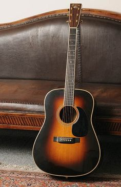 Martin Sunburst Acoustic