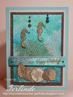 By the Tide Birthday -My Creative Corner -Gerlinde