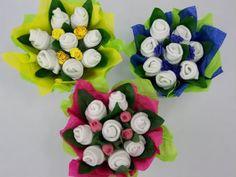 Sock bouquets