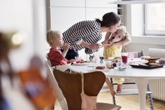 Every day moments become lasting memories. Stokke Tripp Trapp Chair brings your child into the heart of the family table.