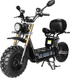 scooter harley elektro roller 1000w 60v akku. Black Bedroom Furniture Sets. Home Design Ideas