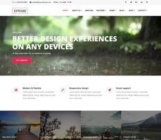 Joomla Premium & Professional Joomla Templates App Landing Page, Lawn And Landscape, Joomla Templates, Creative Portfolio, Cafe Restaurant, Travel Photographer, Cool Websites, Lorem Ipsum, Filmmaking