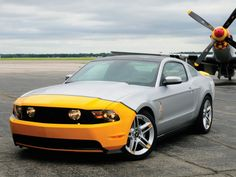 Mustang and Mustang
