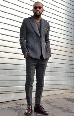 18 Inspirational Dapper Outfits for Men : Honcho Lifestyle Der Gentleman, Gentleman Style, Stylish Men, Men Casual, Casual Chic, Suit Fashion, Mens Fashion, Fashion Guide, Mode Bcbg