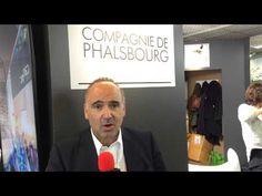 Philippe Journo, président de la Compagnie de Phalsbourg