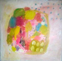 Kobus,  Małgorzata, mandala. abstract  painting,  oil on canvas,  50/50cm