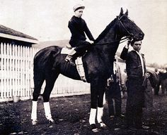 Whiskery, winner of the 1927 Kentucky Derby for Harry P. Whitney. Blood-Horse photo