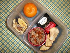 Black Eyed Peas and more lunch for Mommy in an Easylunchbox.