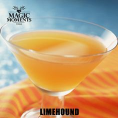 The #limehound #cocktail