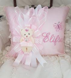 Takı yastığı Baby Cocoon, Zulu, Cushions, Baby Shower, Babies, Crafts, Baby Sheets, Home Crafts, Pillows