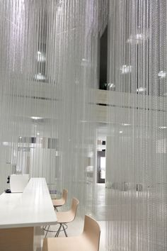 Its Raining Chains in the Talsee Showroom in interior design  Category