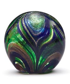 Love this Peacock Paperweight by Dynasty Gallery on #zulily! #zulilyfinds