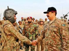 Countering challenges: Gen Raheel tells troops to prepare for threats - The Express Tribune