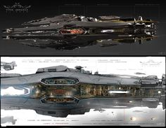 ArtStation - Titus Abrasax Clipper WIP from Jupiter Ascending, George Hull