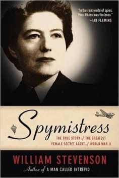Spymistress and 19 other WWII books