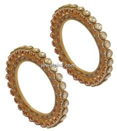 Antique Polki Jewellery Tanishq | Latest Indian Jewellery designs