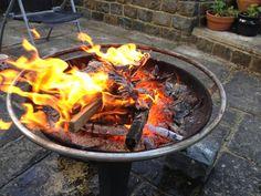 Arnold's Attic Fire-pit