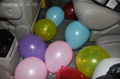 Simple Life of a Fire Wife: End of School Celebrations Last Day Of School, School Days, Fire Kids, Family Life, Balloons, Celebrities, Simple, Car, Recipes