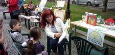 Knihovníčka Vierka Némethová: zápis do knižnice stojí toľko ako zmrzlina, život dieťaťa však môže ovplyvniť vo veľkej miere - Akčné ženy Ferris Wheel, Travel, Viajes, Destinations, Traveling, Trips
