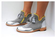 ABO ankle boots