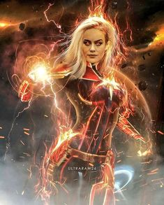 Academy Award winner Brie Larson will play Captain Marvel in the upcoming Marvel Studios movie hitting theaters in March 2019 Ms Marvel, Marvel Comics, Heros Comics, Marvel Films, Marvel Women, Marvel Heroes, Marvel Characters, Marvel Fanart, Thor