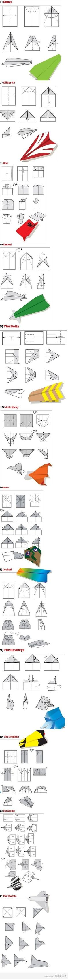 36 Best Paper Airplanes Images Crafts For Kids Kid How To Fold An Origami Naboo Starfighter And Other Starships From Star Perfect Marriage Of Engineering My Boys Will Love This