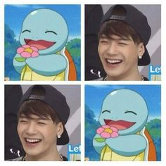 Jackson so cute. There is no difference in this picture