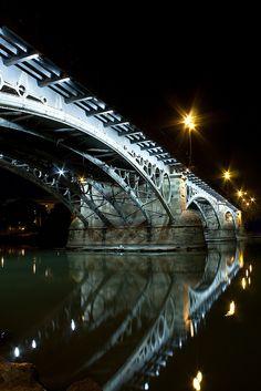 Puente de Triana, Sevilla, Spain