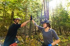 Trailblazers With its verdant canopy of trees above and the still, reflective surface of silver lakes, the Adirondacks is a special place in the hearts of many. Adirondack Trail, Bike Couple, Lake Champlain, Hunting Season, Bike Art, Dark Skies, Bike Trails, Winter Olympics, Hot Days