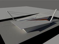 Basketball stadium concept by MQ