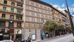 In the heart of Palma | Nakar Hotel  #designhotels #lifestylehotels #city #downtown #hotel