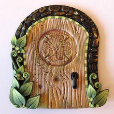 Celtic Fairy Door Pixie Portal