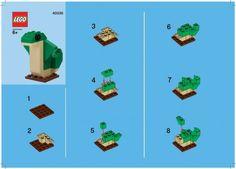 LEGO Monthly Mini Model Build: January 2012