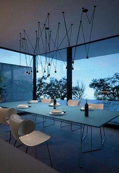 MATCH Design by Jordi Vilardell & Meritxell Vidal VIBIA, maak je eigen armatuur op maat voor jouw ruimte! Maak je eigen armatuur op de website van #Vibia of neem contact op met #Eikelenboom