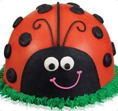 Baskin-Robbins | Ladybug Cake. What I should get for my birthday! Lol