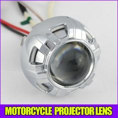 36.58$  Watch here - http://aip3v.worlditems.win/all/product.php?id=1728462513 - HID Bi-Xenon projector lens headlight kit for motorcycle motorbike universal bulb,shroud,Green Angel eye Blue Devil eye