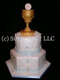 First Holy Communion cake - Cake