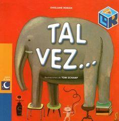 Title Slide of Tal vez Elementary Spanish, Ap Spanish, Spanish Classroom, Spanish Lessons, Teacher Problems, Spanish Teaching Resources, Reading Stories, Dual Language, Kids Story Books