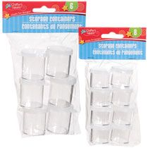 Bulk Crafter's Square Mini Storage Containers at DollarTree.com