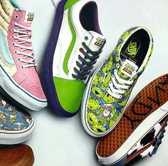 7084363a5ac5bf Toy Story Vans Collab Release Info