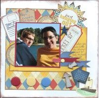A Project by DianaRita from our Scrapbooking Gallery originally submitted 07/20/13 at 07:23 AM
