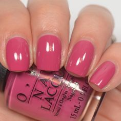 41 Pretty Spring & Summer Nail Art Color So Cute - Summer Nail Colors Ideen Opi Nail Polish, Opi Nails, Nail Polish Colors, Pink Polish, Nail Polishes, Shellac, Neutral Nail Color, Pink Nail Colors, Neutral Outfit