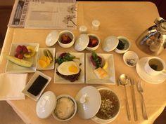 Korean breakfast...