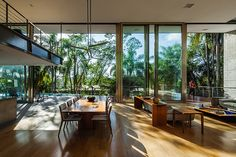 The most amazing luxury homes ever: brilliant architecture and brilliant interior design project Home Interior Design, Interior Architecture, Interior And Exterior, Casa Hotel, House And Home Magazine, Style At Home, Bauhaus, Luxury Homes, Sweet Home